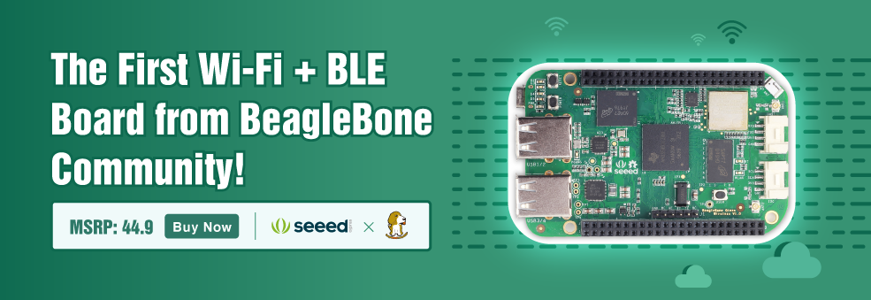 Beaglebone 20green 20wireless
